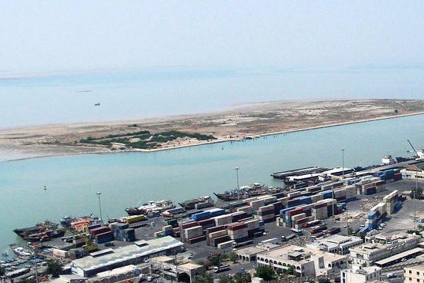 فاز نخست پایانه کانتینری نگین بوشهر تکمیل شد
