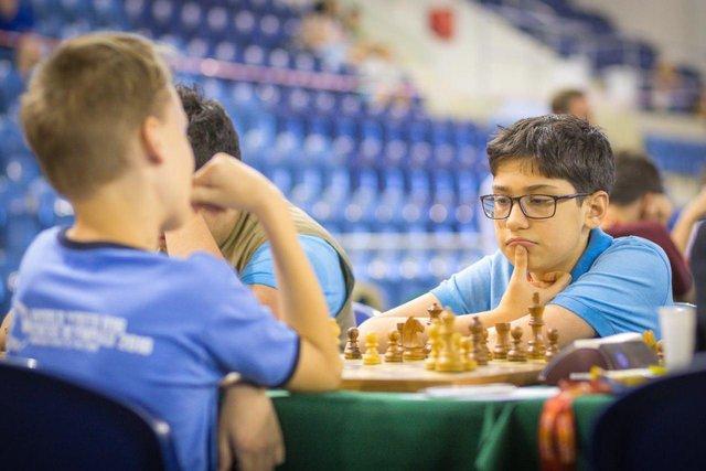 حضور 10 شطرنج باز ایران در المپیاد جهانی